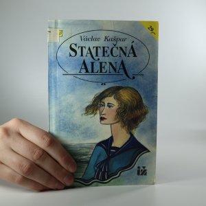 náhled knihy - Statečná Alena