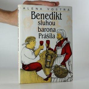 náhled knihy - Benedikt sluhou barona Prášila