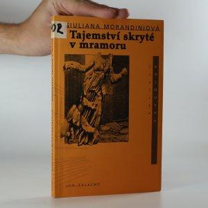 náhled knihy - Tajemství skryté v mramoru