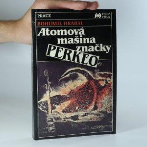 náhled knihy - Atomová mašina značky Perkeo