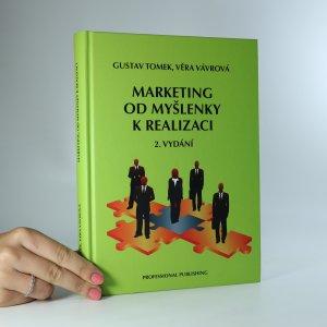 náhled knihy - Marketing od myšlenky k realizaci