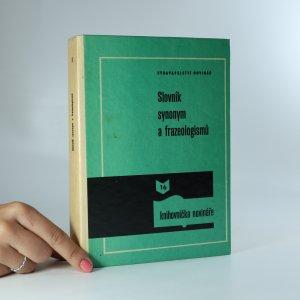 náhled knihy - Slovník synonym a frazeologismů
