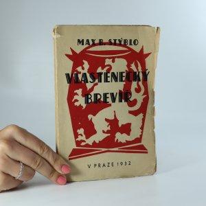 náhled knihy - Vlastenecký brevíř