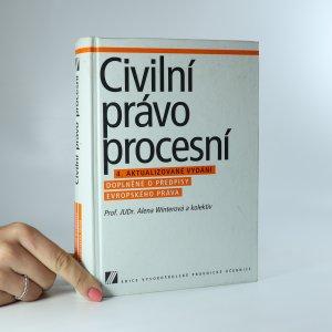 náhled knihy - Civilní právo procesní