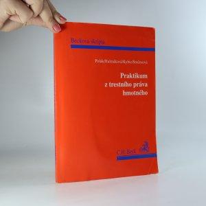 náhled knihy - Praktikum z trestního práva hmotného. Klíč řešení.