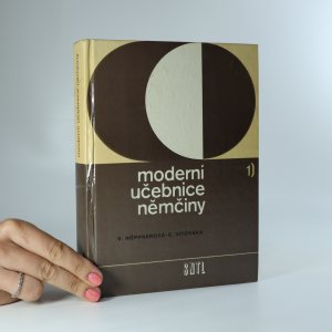 náhled knihy - Moderní učebnice němčiny. Němčina pro hospodářskou praxi. 1. díl.