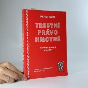 náhled knihy - Trestní právo hmotné