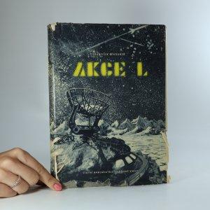 náhled knihy - Akce L. Příběhy z atomového věku.