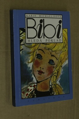 náhled knihy - Bibi hledá poklad : Podle knížek dánské autorky vypráví Hana Prošková
