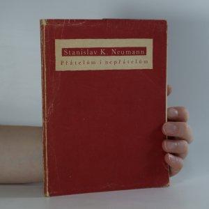 náhled knihy - Přátelům i nepřátelům