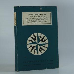 náhled knihy - Podivný případ dr. Jekylla a pana Hyda. Franchardský poklad. Falesánské pobřeží.