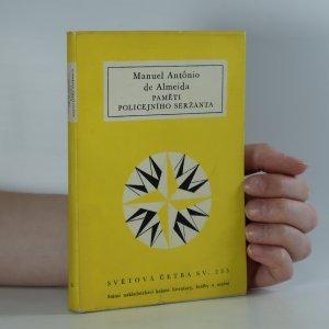 náhled knihy - Paměti policejního seržanta