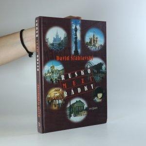 náhled knihy - Rusko mezi řádky