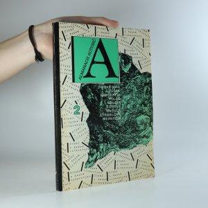 náhled knihy - Almanach autorů A. (2. číslo)