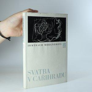 náhled knihy - Svatba v Cařihradu