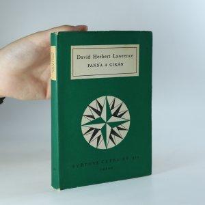 náhled knihy - Panna a cikán a jiné povídky