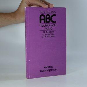 náhled knihy - ABC hudebních slohů