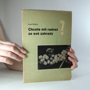 náhled knihy - Chcete mít radost ze své zahrady?
