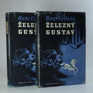 náhled knihy - Železný Gustav I-II. díl (2 svazky)