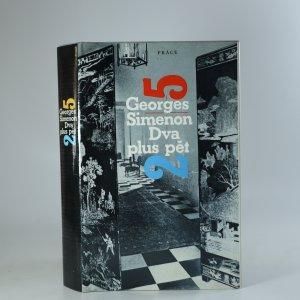 náhled knihy - Dva plus pět