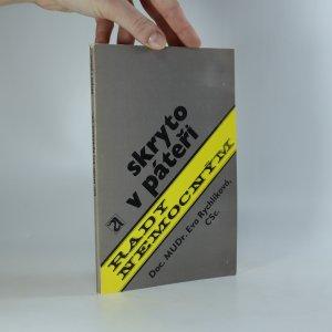 náhled knihy - Skryto v páteři