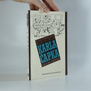 náhled knihy - Silvestrovská aféra Karla Čapka