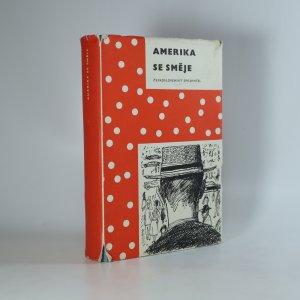 náhled knihy - Amerika se směje
