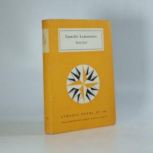 náhled knihy - Halali