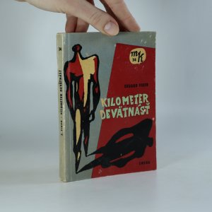 náhled knihy - Kilometer devätnásť