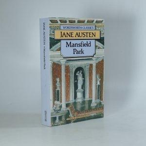 náhled knihy - Mansfield Park