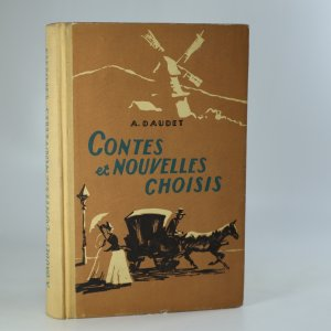 náhled knihy - Contes et nouvelles choisis