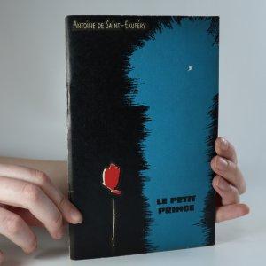náhled knihy - le petit prince