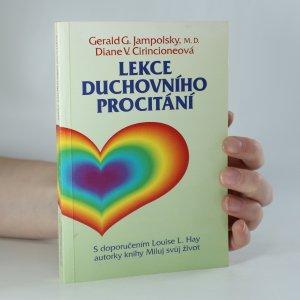 náhled knihy - Lekce duchovního procitání