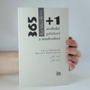 náhled knihy - 365+1 arabské přísloví a mudrosloví