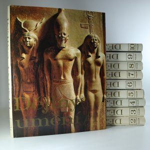 náhled knihy - Dějiny umění (komplet 10 svazků)