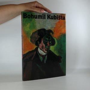 náhled knihy - Bohumil Kubišta