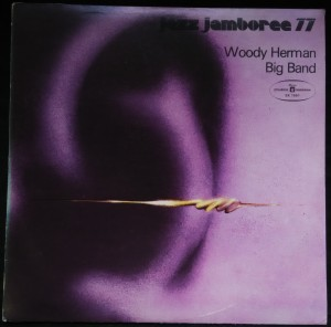 náhled knihy - Jazz Jamboree 77 Vol. 2 Woody Herman Big Band
