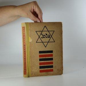 náhled knihy - Život s hvězdou (autorovo věnování Haně Volavkové, poválečné ředitelce pražského židovského muzea)