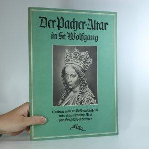 náhled knihy - Der Pacher-Altar in St. Wolfgang (12 vyobrazení)