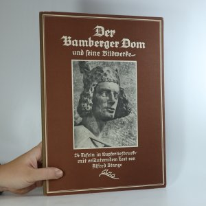 náhled knihy - Der Bamberger Dom und seine Bildwerke (24 vyobrazení)