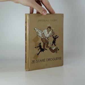 náhled knihy - Ze staré droguerie