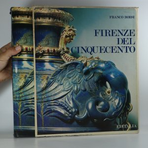 náhled knihy - Firenze del Cinquecento