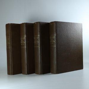 náhled knihy - Příruční slovník německočeský. Díl I.-IV. (4 svazky)