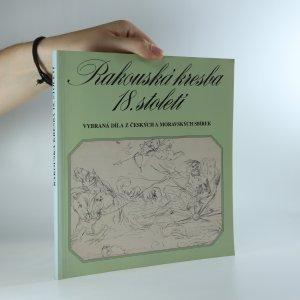 náhled knihy - Rakouská kresba 18. století