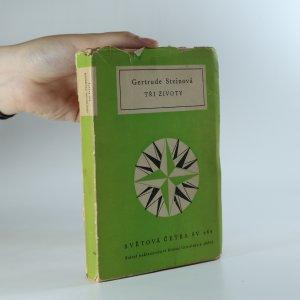 náhled knihy - Tři životy
