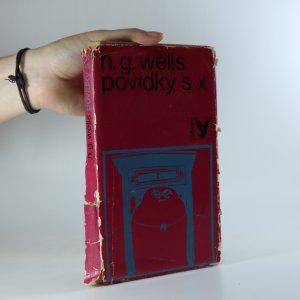náhled knihy - Povídky s X