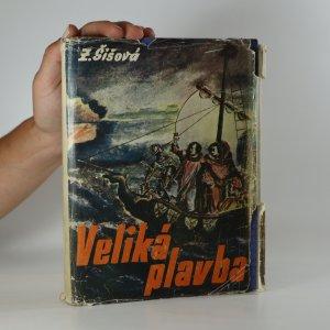 náhled knihy - Veliká plavba