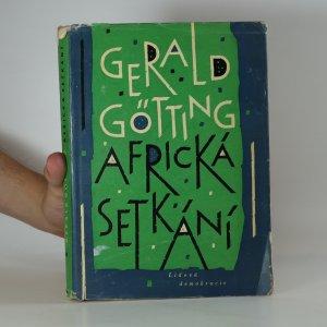 náhled knihy - Africká setkání