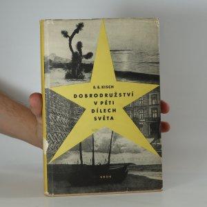 náhled knihy - Dobrodružství v pěti dílech světa