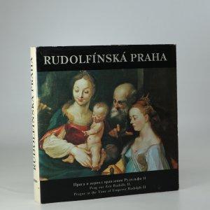 náhled knihy - Rudolfínská Praha